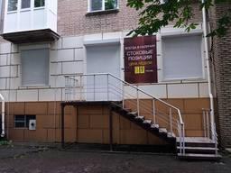 Предлагается в продажу магазин - 53 м2 с отдельным входом в Донецке.