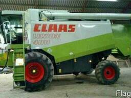 Предлагаю зерноуборочный комбайн CLAAS Lexion 480 (№562)