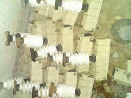Предохранители с полимерным изолятором ж.дорожный ПКН-С