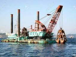 Предоставляем услуги порезка демонтаж судов, барж, заводов