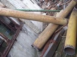 Предоставляем услуги по демонтажу металлических конструкций,