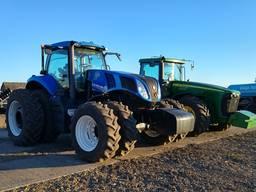 Предоставляем услуги сельхозтехники