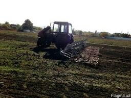 Предоставляем услуги Трактора МТЗ