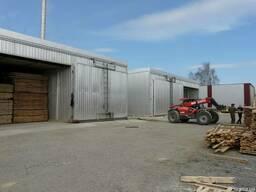 Предоставляю услуги по сушке древесины