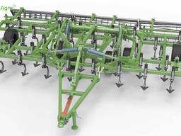 Предпосевной культиватор GREEN WEEDER шириной захвата 7,5м
