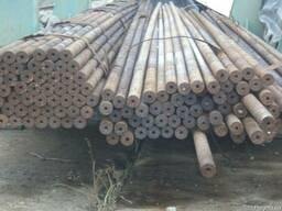 Предприятие реализует буровую сталь и штанги буровые.