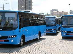 Предприятие (ТОВ) с лицензией на международные пассажирские перевозки автобусами