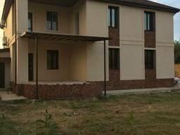 Прекрасный новый дом 207 кв.м. в Новоотрадном у моря
