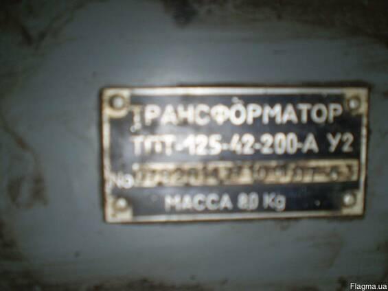 Преобразователь частоты ТПТ 125-42-200-А У2