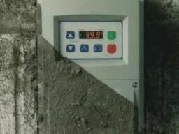 Преобразователь частоты векторный 0,37кВт 380В ESV371N04TXB