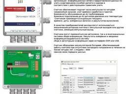 Преобразователь импульсов GSM/GPR для счетчиков воды Эргомер