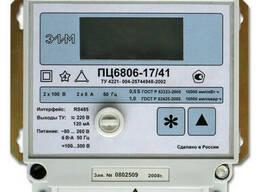 Преобразователь измерительный цифровой ПЦ6806-17