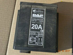 Преобразователь тока 24-12 20A DAF/даф/даф1726282