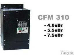 Преобразователи частоты CFM310 4.4кВт, инвертор, 220/380