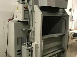 Прес для макулатури HSM VL500 50t