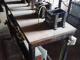 Прес для ремонту ГКД з електронагрівом