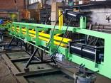 Полуавтоматический пресс сращивания древесины по длине - фото 1