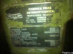 Пресс автомат ПАД 40(PAD 40)
