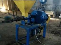 Пресс брикетер для производства топливного брикета ПБ -100