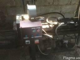 Пресс для брикетов на 220 V