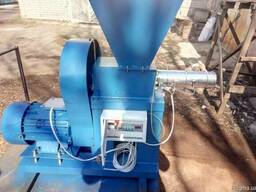 Пресс для брикетов шнековый на 15 кВт до 200 кг. час