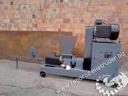 Пресс для брикетов шнековый Пини Кей до 250 кг/час