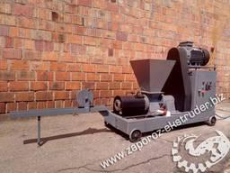 Пресс для брикетов шнековый Пини Кей до 350 кг/час