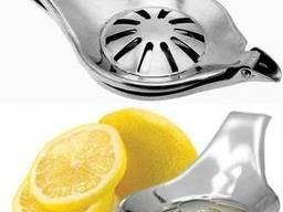 Пресс для дольки лимона Bona