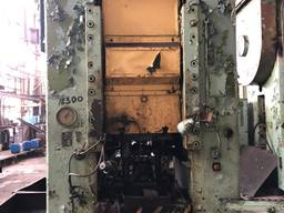 Пресс для холодного выдавливания К0034 ,250 тон