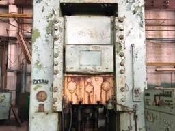 Пресс для холодного выдавливания К0036, 400тон