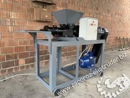 Пресс для изготовления кальянного угля