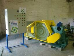 Пресс для изготовления топливных брикетов Вектор БТ60