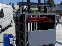 Пресс для макулатуры и ПЭТ на 16 тонн
