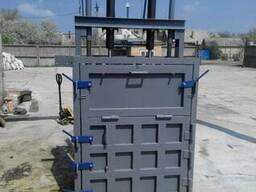 Пресс для промышленных отходов ПДО-2Ц (2 цилиндра)