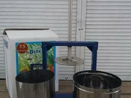 Пресс для сока винограда, яблок 15 литров Вилен