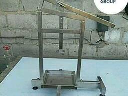 Пресс для сыра ручной