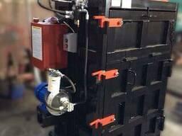 Пресс для вторсырья Геркулес на 16 тонн на 4 кВт.