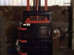 """Пресс для отходов вторсырья 16 тонн """"Геркулес"""" тюк до 280 кг"""