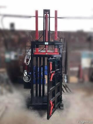 Пресс для вторсырья Казак на 10 тонн 4 кВт.