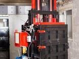 Пресс для вторсырья Силач на 18 тонн на 4 кВт. - фото 7