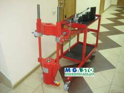 Пресс для выпрессовки шкворней Fuchs-Hydraulik FP 65