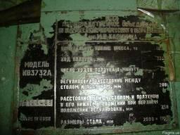 Пресс двухкривошипный закрытый КВ3732 усилием 160 т