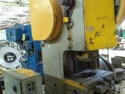 Пресс эксцентриковый PMS 63 CP усилие 60 тонн