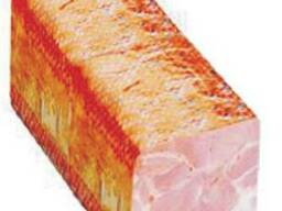 Пресс-форма для мяса 350x186х215 (форма для ветчины, пресс д