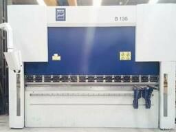 Пресс гибочный гидравлический с ЧПУ MVD Inan B 135 3100