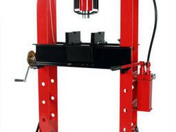 Пресс гидравлический 50 тонн с вертикальным насосом 97390. ..