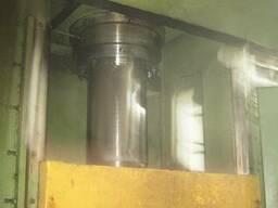 Пресс гидравлический ДЕ2436 (ДБ2436)усилием 400 т