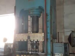 Пресс гидравлический ДГ2434А (250тс)