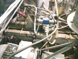 Пресс гидравлический для изготовления брикета типа Нестро
