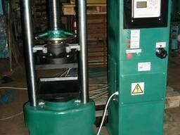 Пресс гидравлический лабораторный П-50 50 тонн